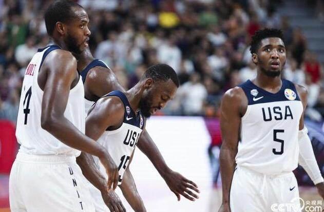 美国男篮79:89爆冷不敌法国无缘世界杯四强好遗憾