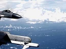 空军超霸气喊话 海上中英文喊话霸气外露