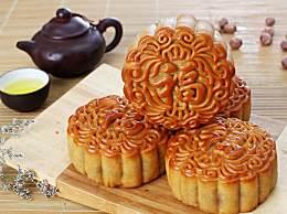 莲蓉蛋黄成最受欢迎月饼 你最喜欢吃什么馅月饼