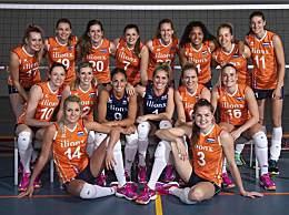 荷兰女排世界杯名单