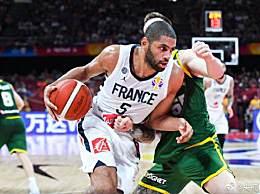 法国逆转澳大利亚夺季军 男篮世界杯法国67-59澳大利亚全场回放