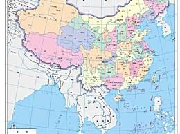 我国的邻国有哪些国家?这些国家分别与我国哪些地方接壤?