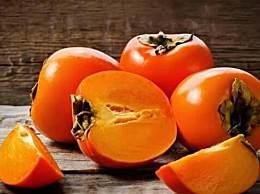 柿子和什么不能一起吃?吃柿子要注意什么禁忌