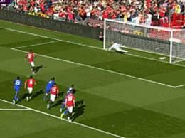 曼联1-0莱斯特城 英超曼联1-0莱斯特城全程精彩回放