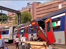港铁红�|站列车出轨情况如何?有无人员受伤?
