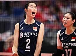 中国女排首发 中国女排完胜俄罗斯连战告捷