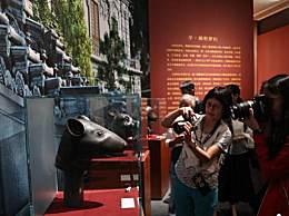 圆明园兽首铜像重聚国博 首次流失文物追索返还工作成就展览在京举办