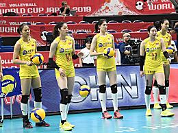2019女排世界杯中国vs多米尼加女排比分结果谁实力强谁能赢