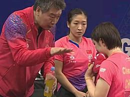 """国乒3-0横扫日本 邓亚萍盛赞,""""中国队打疯了!"""""""
