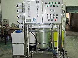 美国男子发明空气造水机救灾民 空气中的湿气转化为水