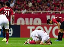 上港无缘亚冠4强总比分3-3浦和 连续3个赛季被日本球队淘汰