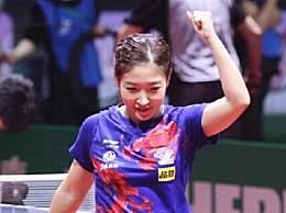 中国女乒3-0横扫日本队 无敌是多么寂寞