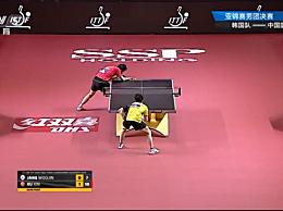中国男队夺得冠军 中国男乒3-0韩国夺冠11连冠
