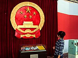 中国国徽的组成和寓意 中国的国徽是由哪些图案组成的代表了什么