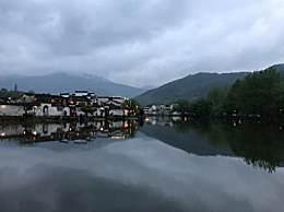 黄山宏村旅游住哪儿好?这几个地方都不错!