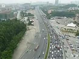 国庆高速易堵路段一览