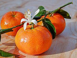 吃橘子对身体有什么好处