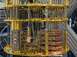 谷歌称首次实现量子霸权