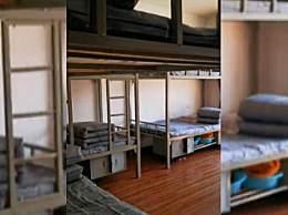 296平米房住48人 放24个上下床改出来7个厕所蹲坑