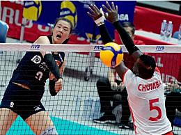 中国女排八连胜 以3-0击败肯尼亚队