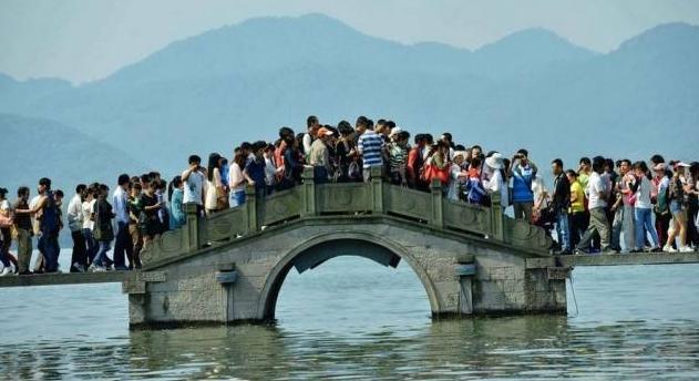 中国最火的十大景区是什么?国庆热门景点人流量统计排名