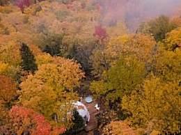 枫叶之国――加拿大赏红叶几月去最好?