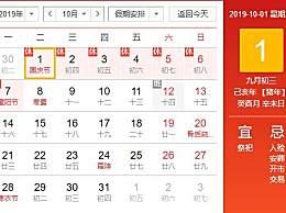 国庆节放假期货市场休假几天?
