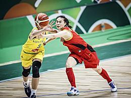 中国女篮战胜澳大利亚女篮 中国女篮亚洲杯三连胜