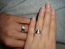 图解男生女生戒指的戴法,男女士戴戒指的正确戴法说明