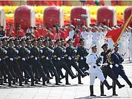 2019国庆大阅兵方队有哪些 70周年国庆阅兵分列式通过顺序一览