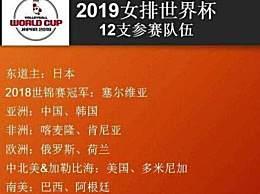 2019女排世界杯中国女排赛程时间表 中国女排能否九连胜?
