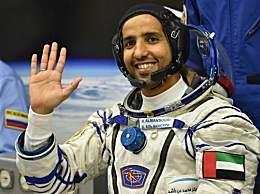 首位阿联酋宇航员进入国际空间站 将在国际空间站呆8天与六名宇航员会合