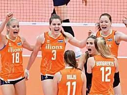 中国女排VS荷兰女排赛程直播时间地点 强势猛攻夺取9连胜