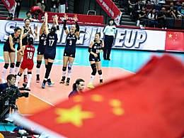 中国女排迎战塞尔维亚 与冠军仅一步之遥