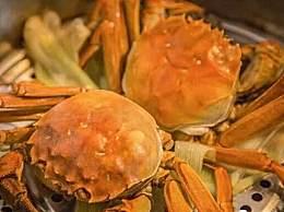 蒸螃蟹凉水还是热水下锅?螃蟹怎么蒸蟹黄不会散