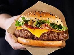 麦当劳人造肉汉堡 人造肉汉堡好吃吗多少钱