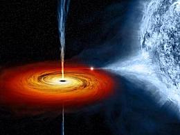 NASA绘制黑洞图像!扭曲之美真的震撼人心