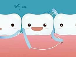 牙线多久用一次好?用牙线多久可以消除口臭