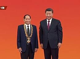 袁隆平共和国勋章 获得国家最高荣誉奖是鼓励也是鞭策