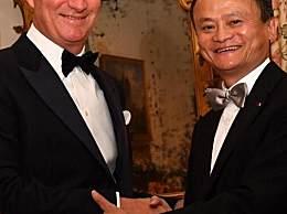 比利时国王亲自为马云授皇冠勋章!成唯一获得该等级的中国人