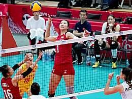 中国女排世界杯11连胜 十一连胜佳绩献礼祖国70华诞