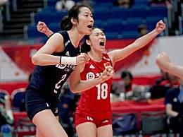 女排十一连胜庆十一 中国女排3-0阿根廷凭实力夺冠