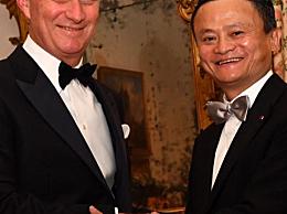 马云被授予皇冠勋章!史上唯一获得该等级勋章的中国人