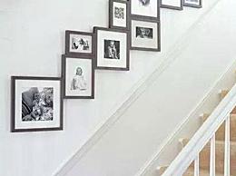 墙壁怎么装饰布置好?不规则的可能会更好看一点