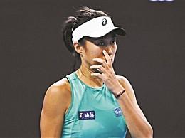 王蔷因伤退赛 比分领先因伤退赛无缘武网决赛对手晋级