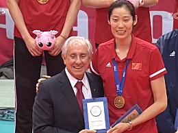 朱婷再夺女排世界杯MVP 三大赛三获MVP比肩恩师郎平