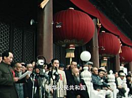 开国大典珍贵影像 苏联摄影师眼中的中国生机勃勃