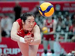 铿锵玫瑰!中国女排世界杯十一连胜收官