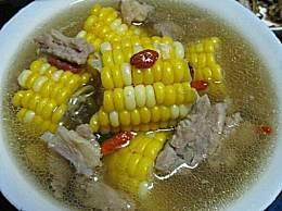 玉米排骨汤喝了有什么好处?排骨怎么炖烂