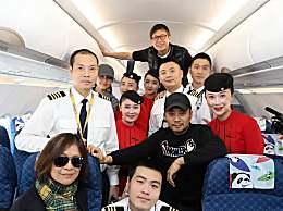 中国机长国庆热映 致敬英雄机长刘传建